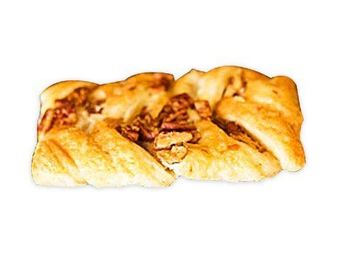 Maple pecan plait